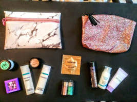Make up Lot with 2 New Bags Hard Candy Poppin Pigments, Powder Keg, Grape Dane N - $15.99