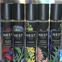 Nest Fragrances 8mL Spray YOUR CHOICE INDIGO CITRINE TULIP DAHLIA MIDNIGHT FLEUR