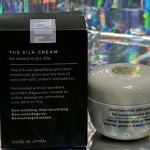 NEW Tatcha The Silk Cream 10mL Supple Skin In Seconds UNBOXED image 4