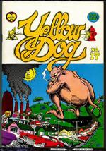Yellow Dog 17, Print Mint 1970  classic Underground Comix - obo - $14.25