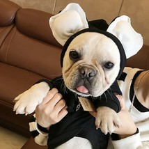 Big Ear Dog Clothes Cute Dog Hoodie Clothes For Dogs Pets Clothing Pet O... - $595,24 MXN