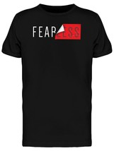 Fearless Urban Mens Graphic  Men's Tee -Image by Shutterstock - $359,52 MXN