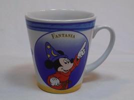 Mickey Mouse Fantasia Disney Ceramic Stoneware Coffee Mug Through Years Series  - $19.99