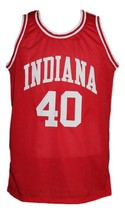 Cody Zeller #40 College Basketball Jersey Sewn Red Any Size image 3