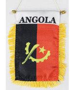 Angola Window Hanging Flag - $3.30