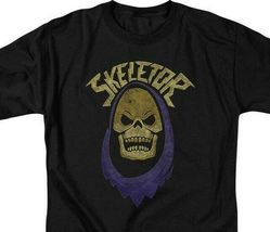 Masters of the Universe Skeletor T Shirt afternoon cartoons Retro 80's DRM224 image 3