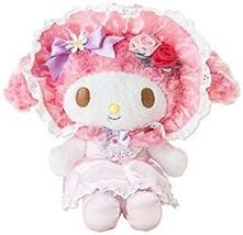 My Melody 40th Anniversary Plush Doll Rose Labyrinth 2015 Sanrio Japan New F/S - $51.36