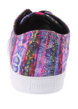 Supra Womens Wrap The Art De Maurizio Molin Gym Skate Chaussures Mode Basket Nib image 3