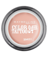 Gemey Maybelline Eyestudio Color Tattoo 24h - 91 Creme De Rose - $5.42