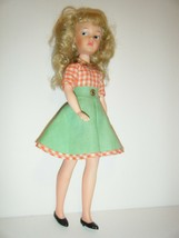 Vintage 1960's Unique Calico Lassie Elly May Clampett Doll Tammy Origina... - $74.25