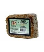 RA Cosmetics 100% Black Soap w/ Mango Heals Nourishes Cleans Face Body H... - $7.43