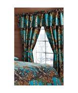 The Woods Camo Sea Breeze 5 Piece Licensed Curtain Set - $28.50