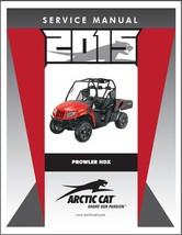 2015 Arctic Cat Prowler HDX UTV Service Repair Workshop Manual CD - $12.00