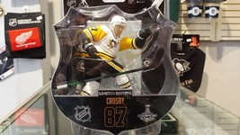 "2017-18 NHL Pittsburgh Penguins Sidney Crosby 2017 Stanley Cup  6"" Figure - $29.39"