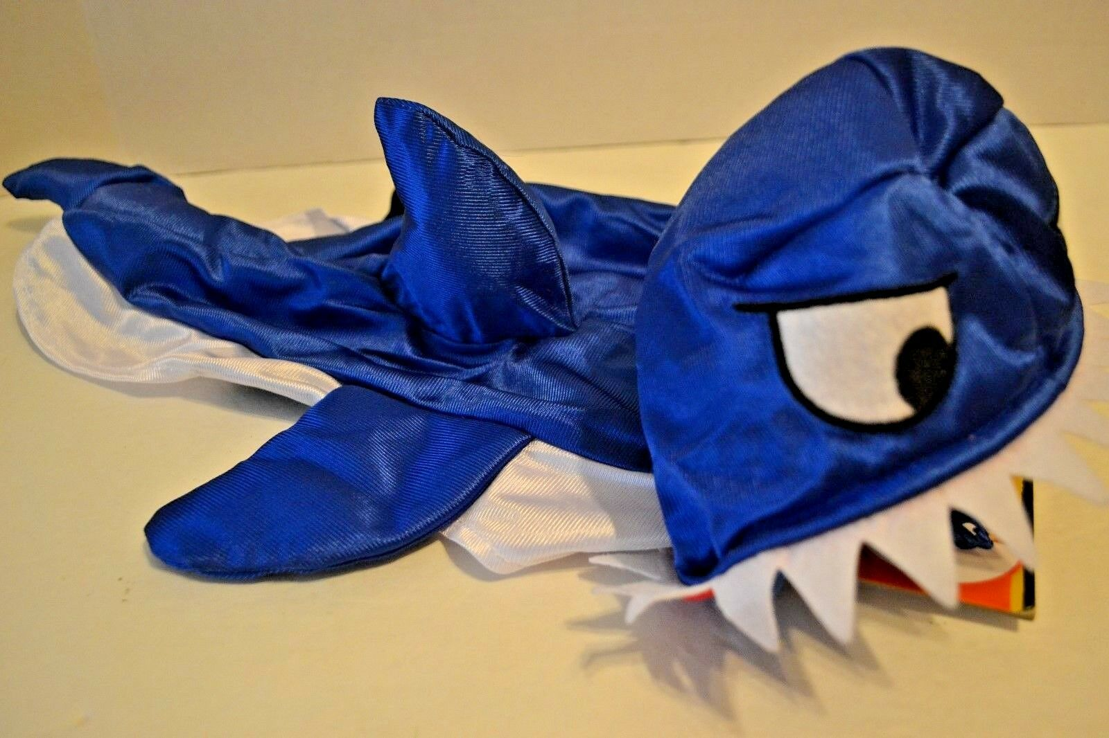 Primary image for Fetchwear Dog SHARK Halloween Costume Dress Up X Small Small Medium Large X Larg