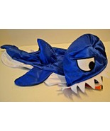 Fetchwear Dog SHARK Halloween Costume Dress Up X Small Small Medium Larg... - $7.42