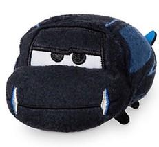 """Disney Store Cars 3 Jackson Storm Tsum Tsum Plush Mini 3 ½"""" - $9.80"""