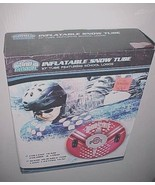 "Ohio State Buckeyes Team Logo Sno Smash 37"" Inflatable snow Tube Rawling... - $79.19"