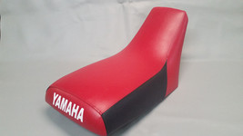 Yamaha TRI-MOTO Seat Cover YTM225 83-86 In 2-tone Red & Black Or 25 Colors (St) - $42.95