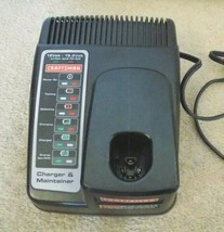Craftsman 12 Volt-19.2 Volt Battery Charger & Maintainer 315.CH2030--FREE SHIP! - $24.63