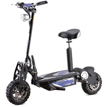 MotoTec Chaos 2000w 60v Lithium Electric Scooter Black - $999.00