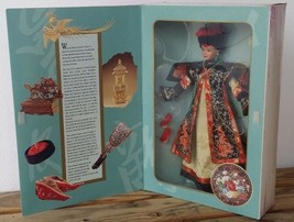 CHINESE EMPRESS BARBIE 1996 Great Eras Collection - NRFB - $36.51
