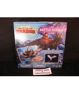 Dreamworks Spinmaster How To Train Your Dragon 3 JEU Battle Royale Game  - $33.24
