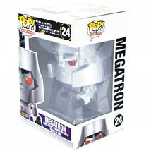 Funko Pop! Retro Toys Transformers Megatron #24 Vinyl Action Figure image 2
