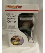 Road Pro 200 watt Compact Inverter w/USB Port - $19.75