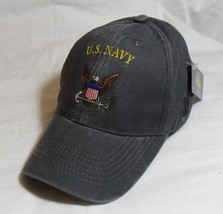 Us Navy United States Navy - Insignia Officially Licensed Baseball Cap Hat - $27.95