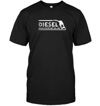Truck Diesel Because Electric Can't Roll Coal T Shirts - $17.99