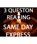 1 HOUR ASK ALBINA TO GAZE INTO HER CRYSTAL BALL 3 QUESTIONS Cassia4 Magick - $18.00
