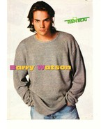 Barry Watson teen magazine pinup clipping 7th Heaven Teen Beat jeans - $3.50