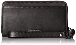 Phone Wristlet With Tassel Wallet, BLACK, One Size - $216.99