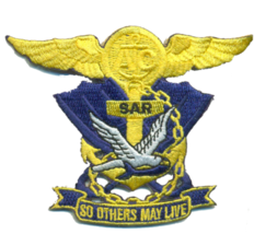 US Navy SAR Aviation Air Rescue Swimmer Patch NEW!!! - $11.87