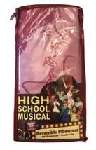 RARE Disney High School Musical Reversible Pillow Case Never Been Opened - $11.87