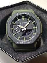 "Casio G-Shock GA2110SU9AER/""CASIOAK""/Green - $168.00"