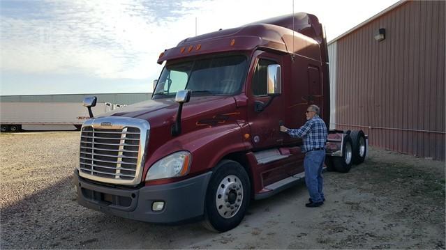2012 Freightliner Cascadia 125 For Sale in Ottawa, Illinois 61350