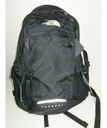 The North Face Black Yavapai Backpack Hiking School Work Travel Super Co... - $29.57