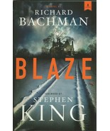 VINTAGE 2007 Stephen King Richard Bachman Blaze Hardcover Book - $49.49