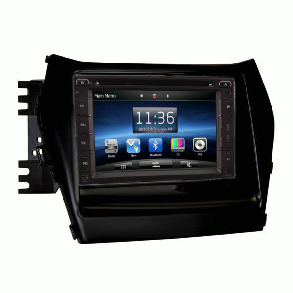 BEST DEAL! IN DASH OE DIRECT PLUG AND PLAY GPS BT RADIO FOR HYUNDAI SONATA