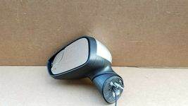 11-16 Ford Fiesta Side View Door Mirror Exterior W/ Signal & Heated Left - LH image 4