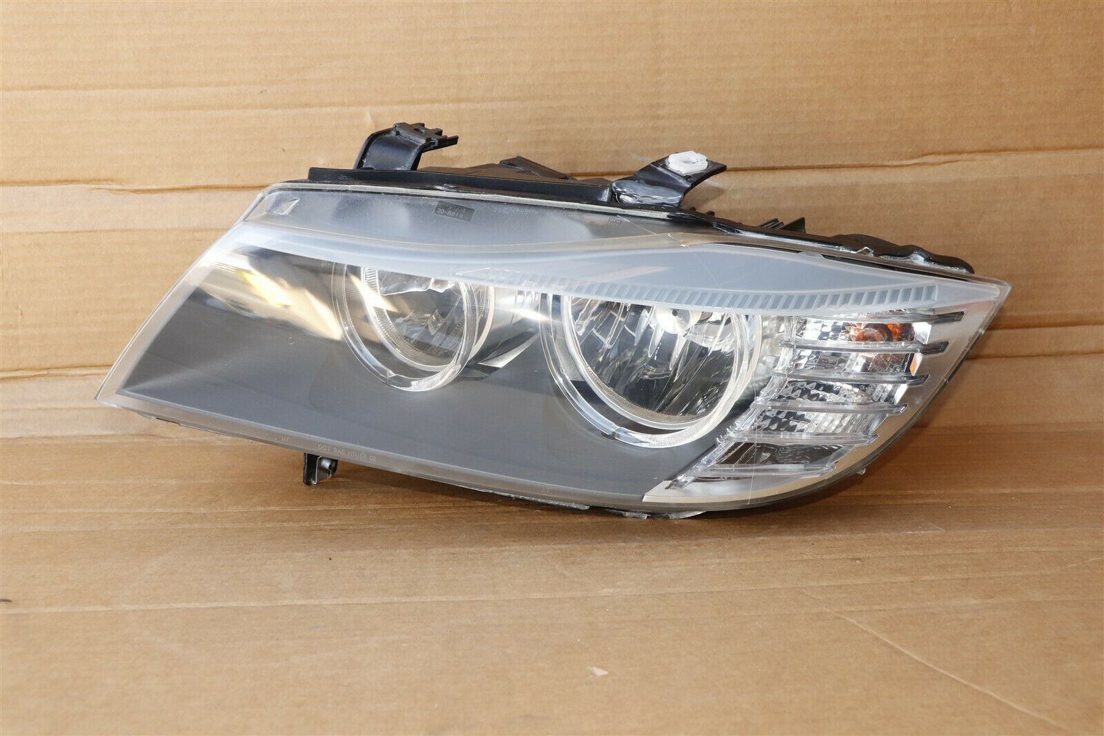 09-11 BMW E90 330i 335D 4dr Sedan Halogen Headlight Driver Left LH *TYC*