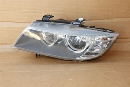 09-11 BMW E90 330i 335D 4dr Sedan Halogen Headlight Driver Left LH *TYC* image 1