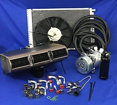 A/C KIT Universal Under Dash Evaporator 405 HB KIT AIR Conditioner 12V W/Electri
