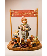 Boyds Bears: The Amazing Bailey... Magic Show at 4 - First Edition/3180 ... - $32.47