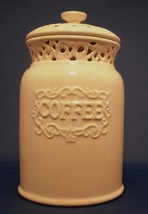 Classic Ivory French Shabby Chic Ceramic Coffee... - $15.99