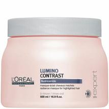 L'Oreal Professionnel Serie Expert Lumino Contrast Masque (500ml) - $91.91