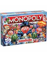 Monopoly Garbage Pail Kids   Based on Topps Company Garbage Pail Kids Tr... - $28.56
