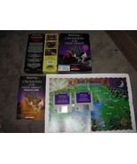 Wizardry Crusader of the Dark Savant for IBM DOS*AD&D*+CLUE BOOK CRPG Si... - $59.39